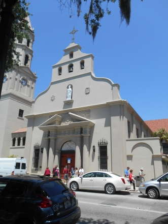 St.Augustine cathedral